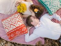 ситцевая свадьба - 1 годовщина свадьбы что дарить