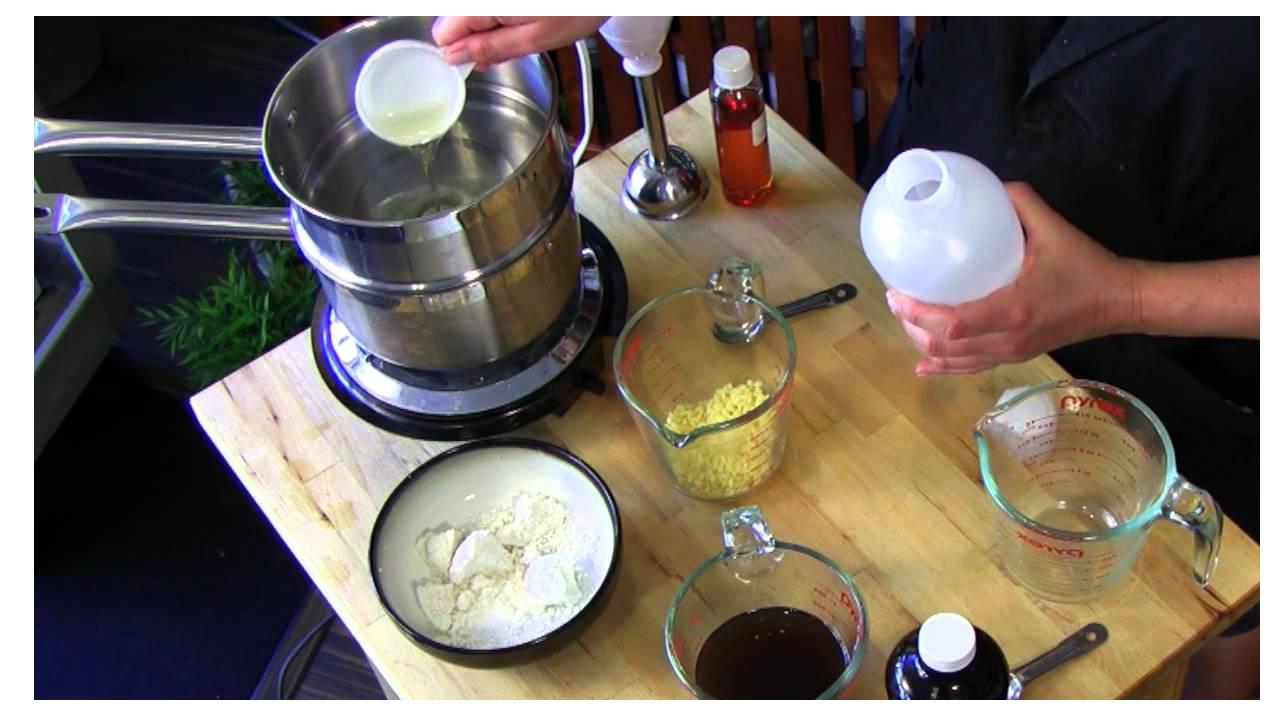 Рецепт солнцезащитного крема в домашних условиях