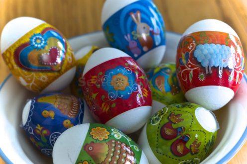 термонаклейки на яйца