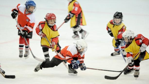 зимний вид спорта для детей