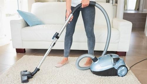 уборка квартиры от пыли