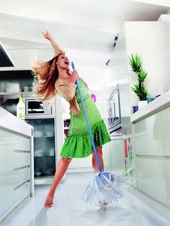 как полюбить домашние дела