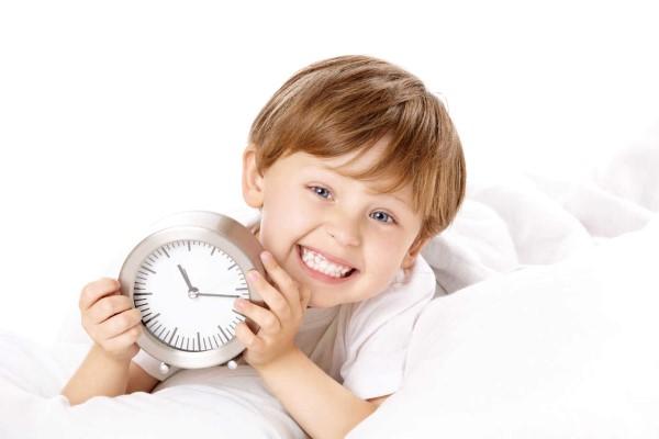 управление временем ребенком