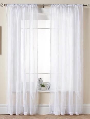 вуаль шторы