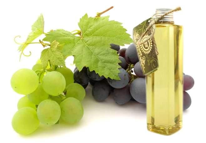 масло из винограда
