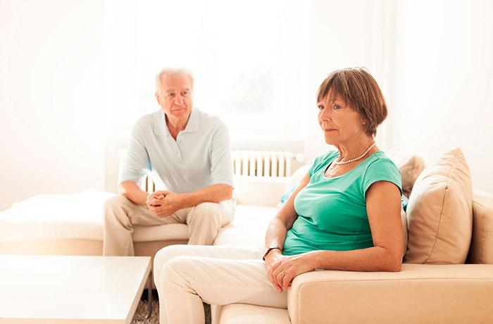 как решиться на развод после 40 лет