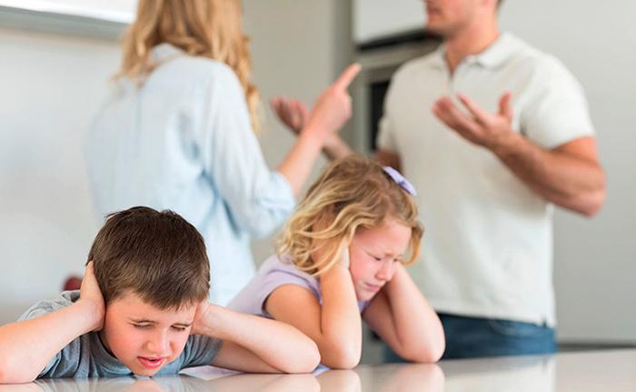 как решиться на развод с детьми