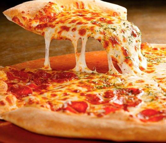 Рецепт быстрой пиццы в домашних условиях