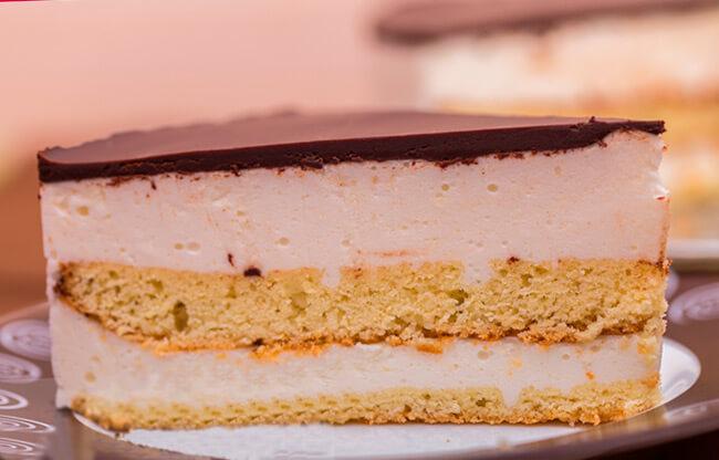 Пошаговый рецепт приготовления торта птичье молоко