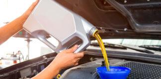 как поменять масло