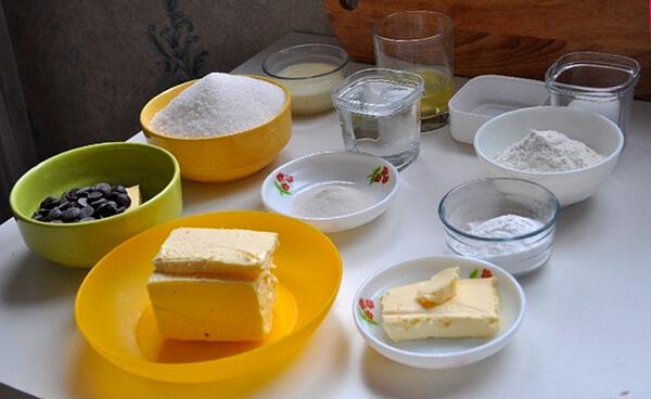 как приготовить птичье молоко ингредиенты